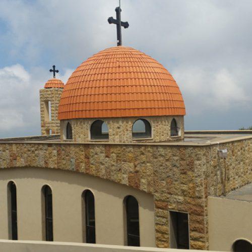 AIN KSOUR CHURCH