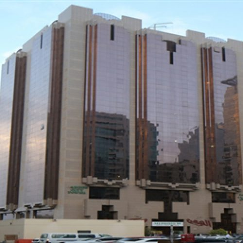 H.H SHK MOHAMMAD BIN KHALID AL NAHYAN BUILDING – PLOT C-27/SECTOR W-8