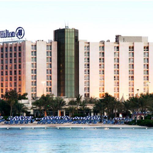 ABU DHABI HILTON HOTEL EXTENSION