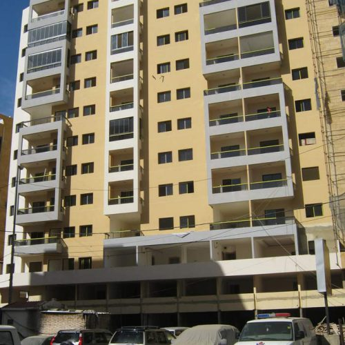 BEIRUT SUBURBS RESIDENTIAL & COMMERCIAL COMPLEX