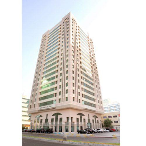 H.H SHK MOHAMMAD BIN KHALID AL NAHIAN BUILDING– PLOT C-56/SECTOR W-10