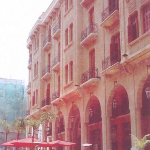 LOT #201 MAARFA'B – BEIRUT CENTRAL DISTRICT