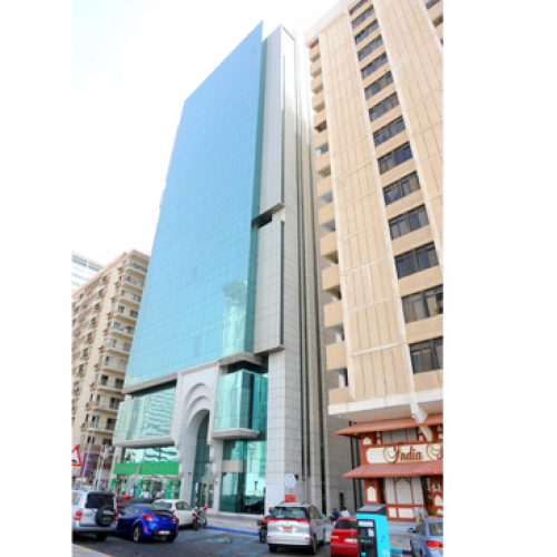 HAMED JOA'AN AL DHAHIRI OFFICE BUILDING